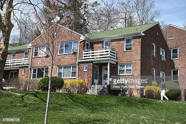 Real estate of Sleepy Hollow Gardens on in Tarrytown NY where Bruce Jenner grew up in this apartment complex