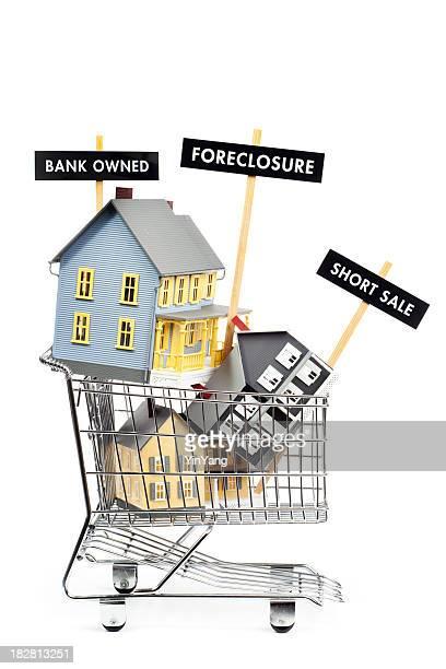 Boutiques de vente immobilier et achat de propriété vieilli