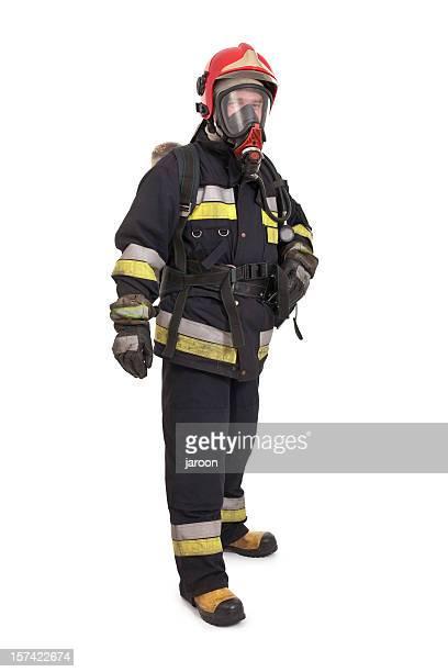 real pompier