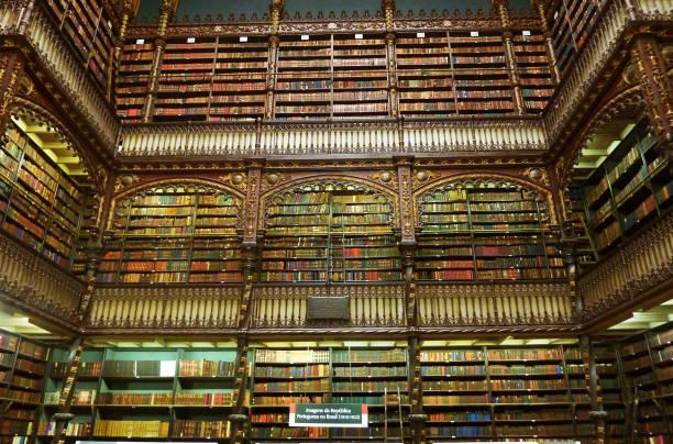 Real Gabinete Portuguesa de Leitura, Rio de Janeiro