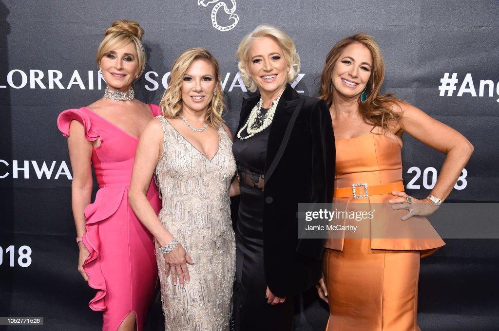 Gabrielle's Angel Foundation Hosts Angel Ball 2018 - Arrivals : News Photo