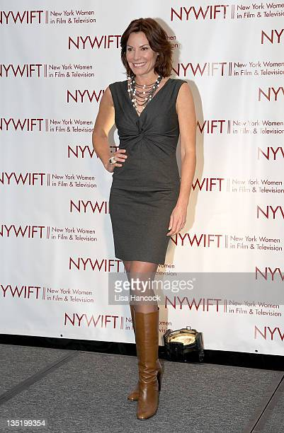 Real Housewives of New York City star Countess LuAnn de Lesseps attends the New York Women In Film Television 31st Annual Muse Awards at the New York...