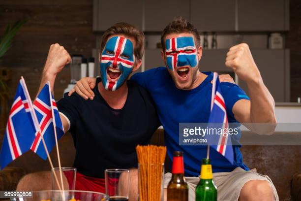 real iceland soccer fan men