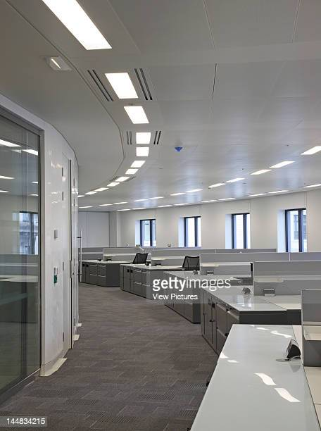Real Image SelectionLondon Ec United Kingdom Architect Unknown Bank Of China 1 Lothbury London Headquarters Pringle Brandon Work Stations