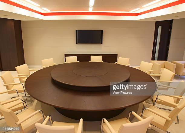 Real Image SelectionLondon Ec United Kingdom Architect Unknown Bank Of China 1 Lothbury London Headquarters Pringle Brandon Executive Dining Room
