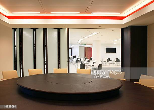 Real Image SelectionLondon Ec United Kingdom Architect Unknown Bank Of China 1 Lothbury London Headquarters Pringle Brandon Executive Dining Room...