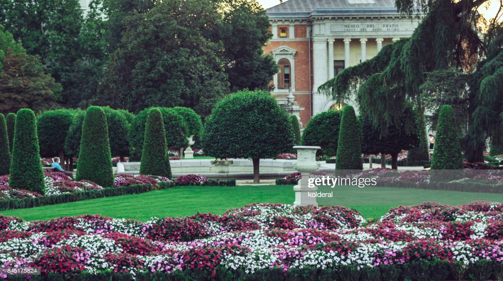Real Jardin Botanico Stock-Foto | Getty Images