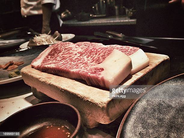 Real Kobe Steak