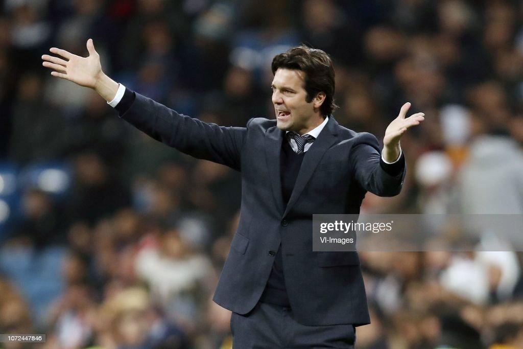 "UEFA Champions League""Real Madrid v CSKA Moskva"" : News Photo"