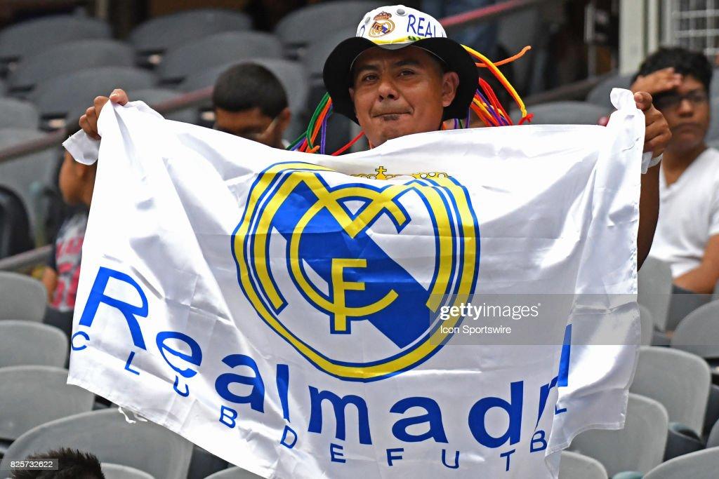 SOCCER: AUG 02 MLS All-Star Game - Real Madrid v MLS All-Stars : News Photo