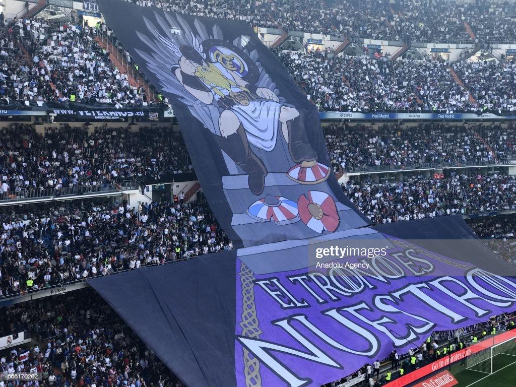 Real Madrid vs Atletico Madrid - La Liga : News Photo