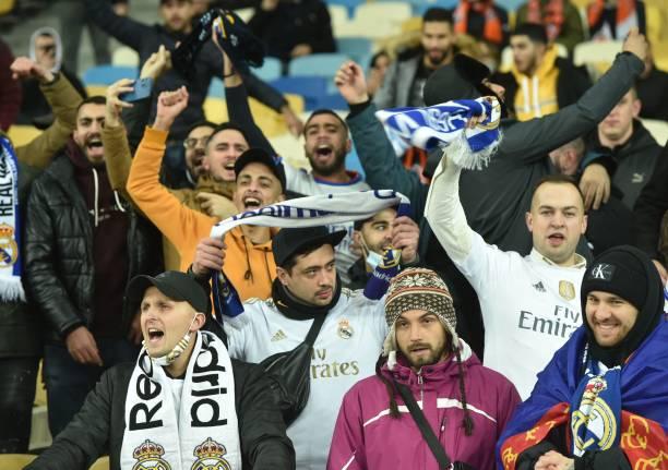 UKR: Shakhtar Donetsk v Real Madrid: Group D - UEFA Champions League