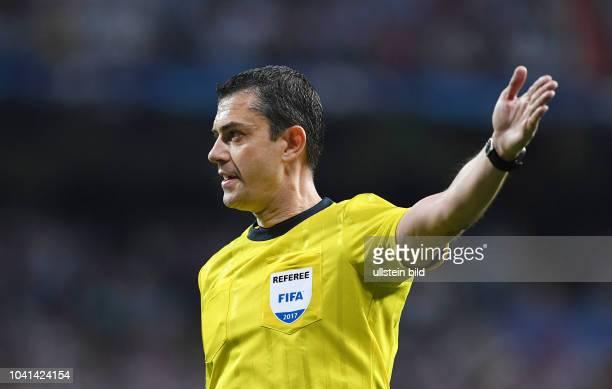 Real Madrid FC Bayern Muenchen Schiedsrichter Viktor Kassai