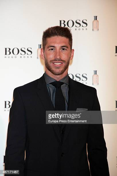 60 Top Sergio Ramos New Image For Boss Bottled By Hugo Boss Pictures