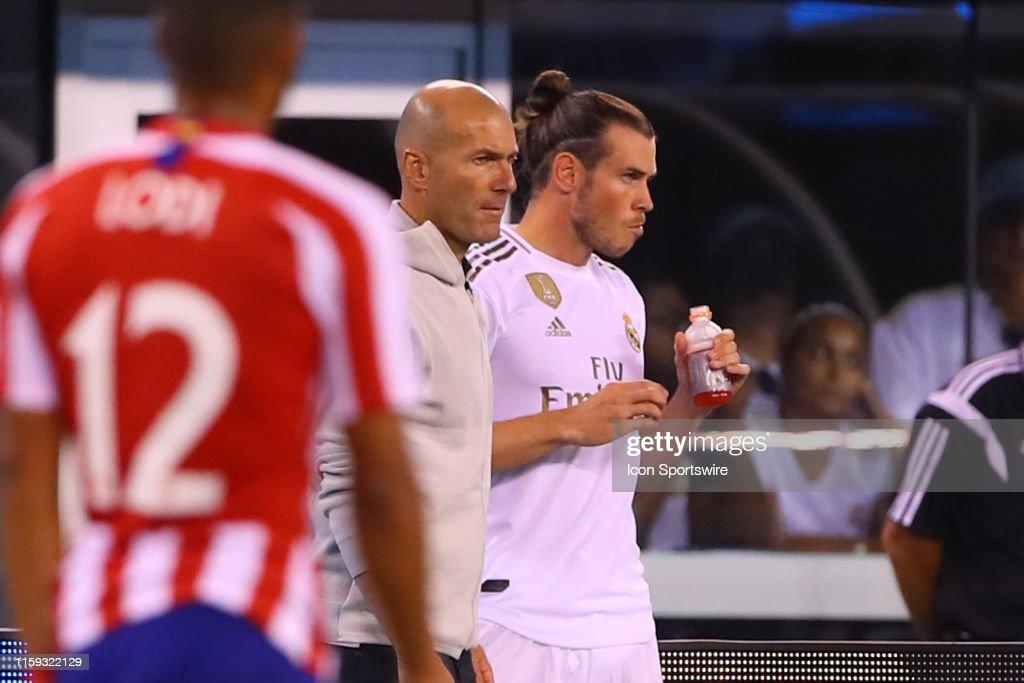 SOCCER: JUL 26 International Champions Cup - Real Madrid v Atletico de Madrid : News Photo
