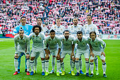 bilbao spain real madridline up for