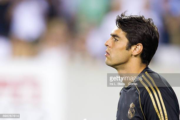 Real Madrid player Kaka prior to the Friendly Match against Philadelphia Union as part of the Herbalife World Football Challenge Real Madrid won the...