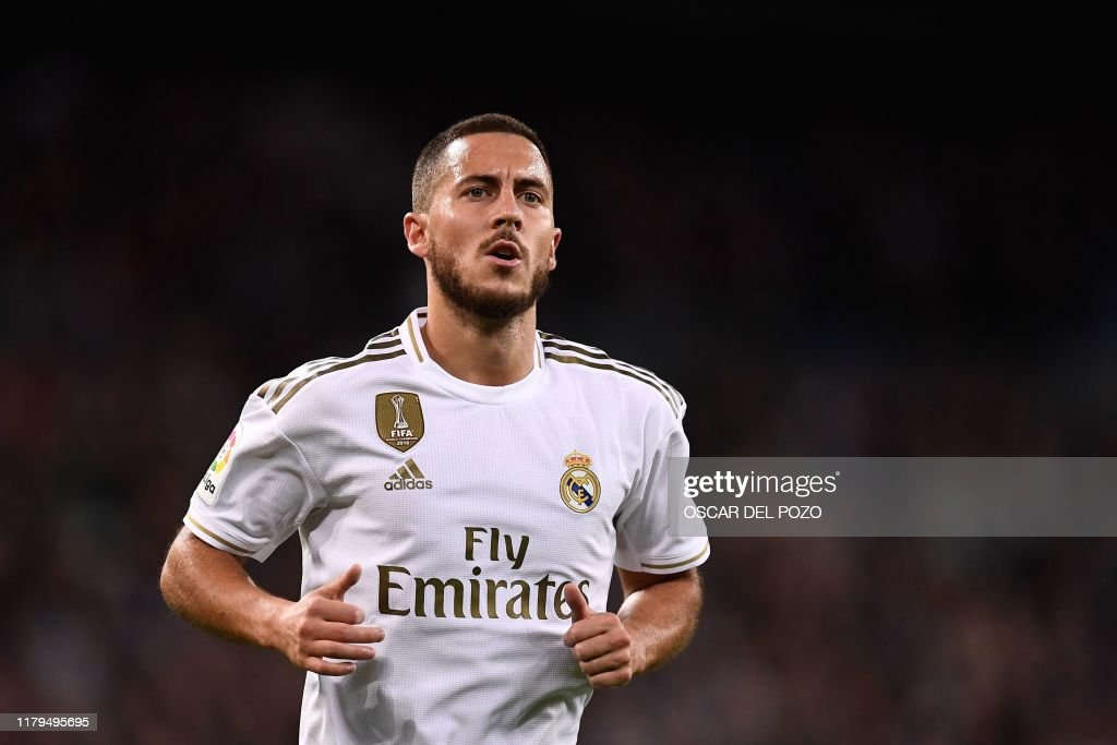 FBL-ESP-LIGA-REAL MADRID-REAL BETIS : News Photo