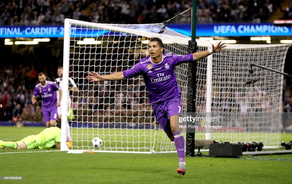Juventus v Real Madrid - UEFA Champions League - Final - National Stadium : News Photo