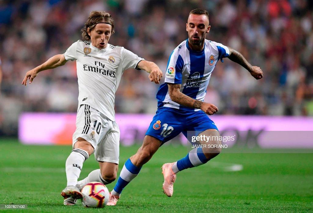 ESP: Real Madrid CF v RCD Espanyol - La Liga