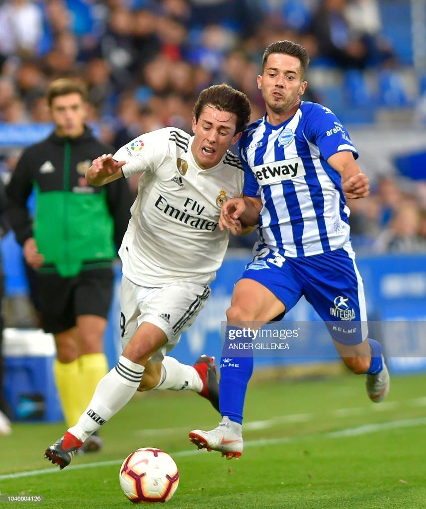 ESP: Deportivo Alaves v Real Madrid CF - La Liga