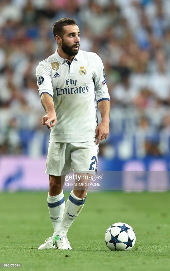 FBL-EUR-C1-REAL-MADRID-BAYERN-MUNICH : News Photo