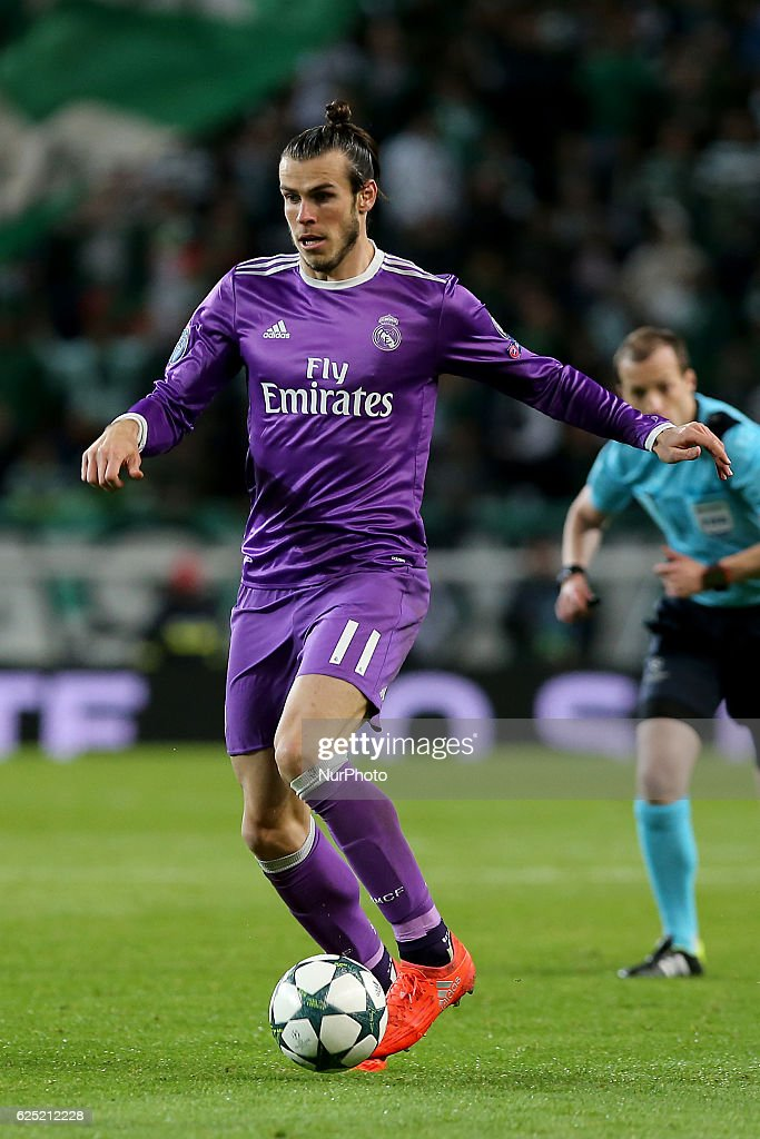 Sporting CP v Real Madrid - UEFA Champions League 2016/17 : News Photo