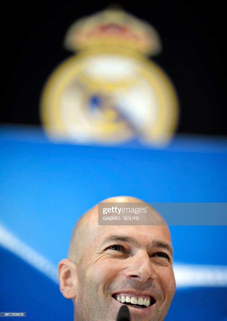 Real Madrid UEFA Open Media Day