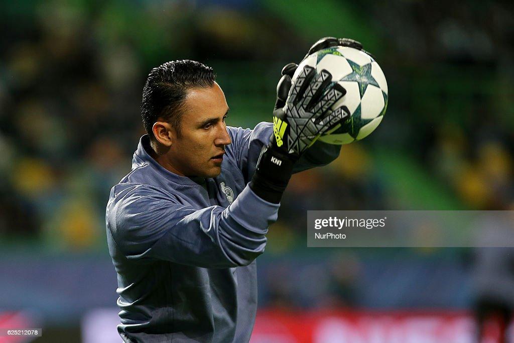 Sporting CP v Real Madrid - UEFA Champions League 2016/17 : News Photo