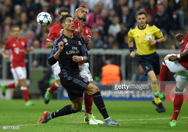 Vidal Ronaldo Stock Pictures Royalty Free Photos Images Getty