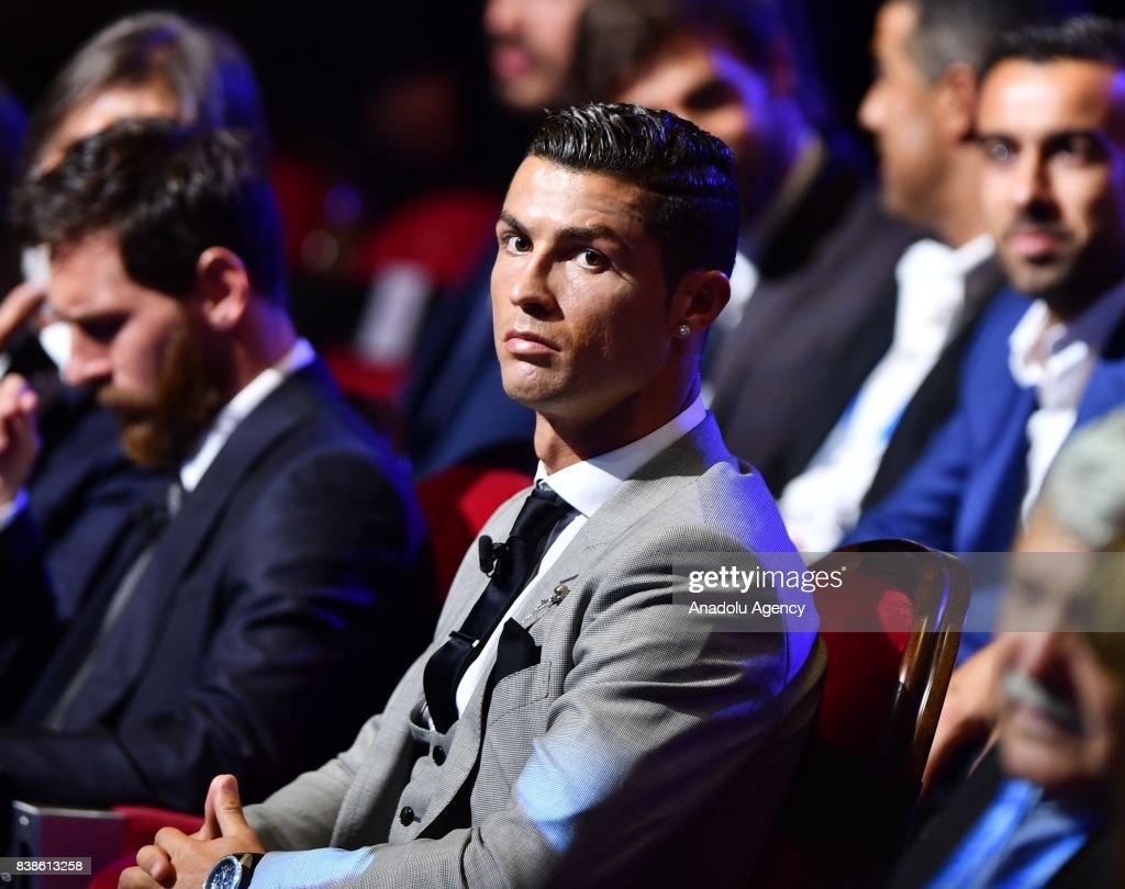 UEFA Champions League 2017-18 GS Draw : News Photo