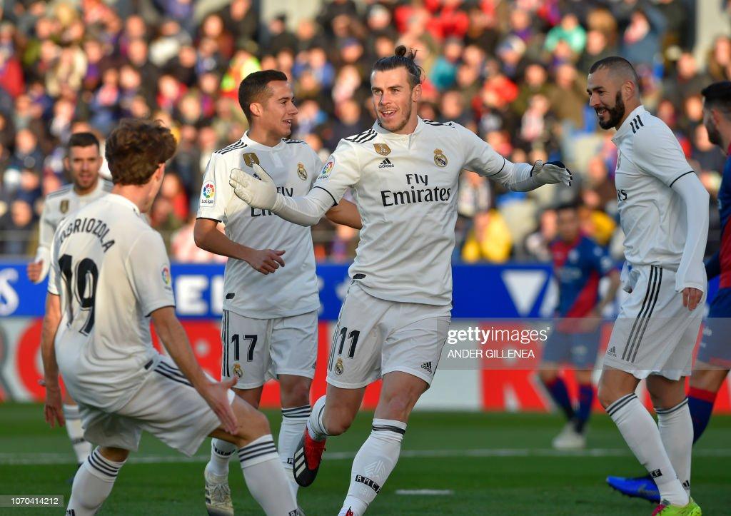 ESP: SD Huesca v Real Madrid CF - La Liga