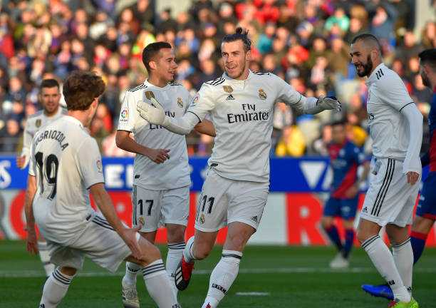 ESP: SD Huesca v Real Madrid CF - La Liga