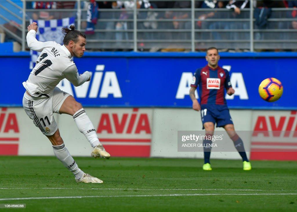ESP: SD Eibar v Real Madrid CF - La Liga