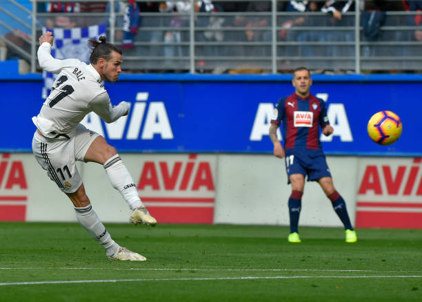 ESP: SD Eibar v Real Madrid CF - La Liga