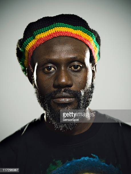 Rastafarian stock photos and pictures getty images real man publicscrutiny Image collections