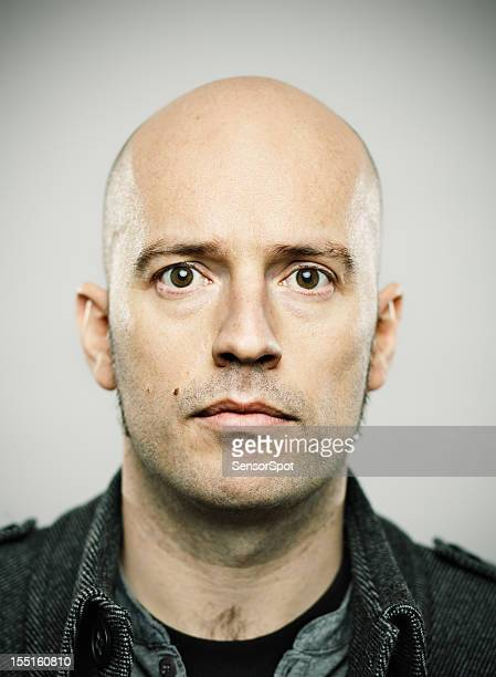 real man - hair loss stock pictures, royalty-free photos & images