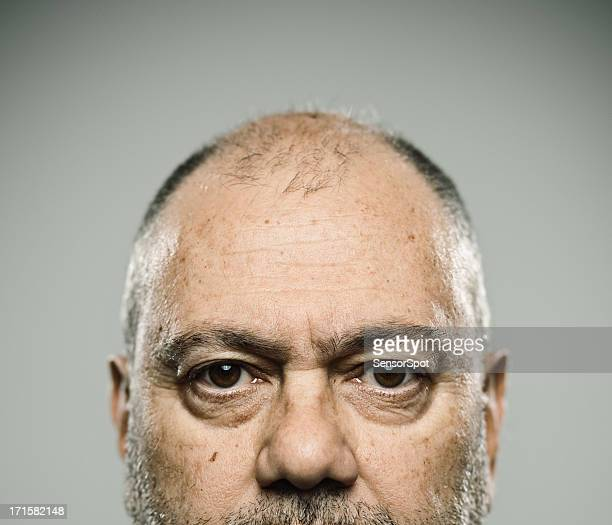 real man - fat bald men stock pictures, royalty-free photos & images