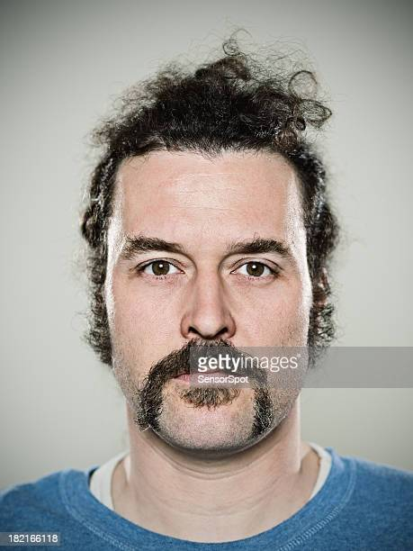 homme réel. - mugshot photos et images de collection
