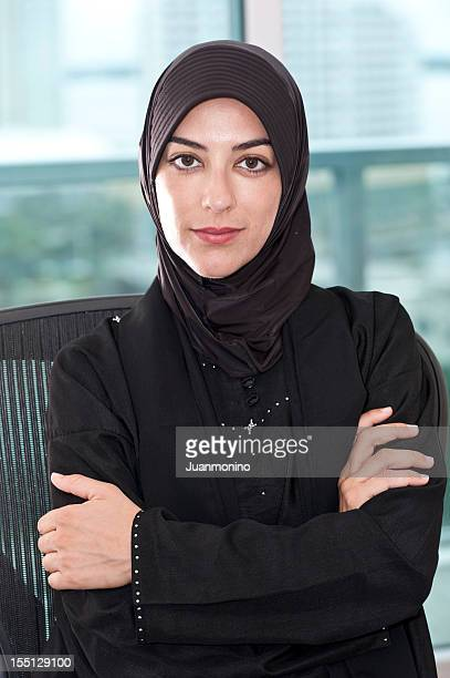 Real Muslim Young Woman