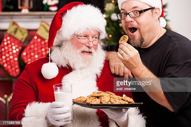 Real Santa critica-se a perda de um Cookie