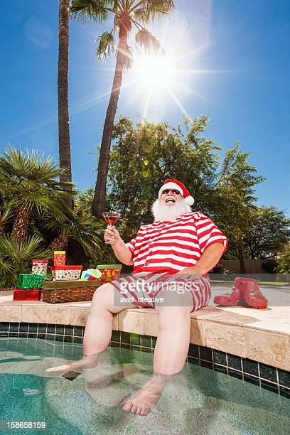 Real サンタくつろぎの夏