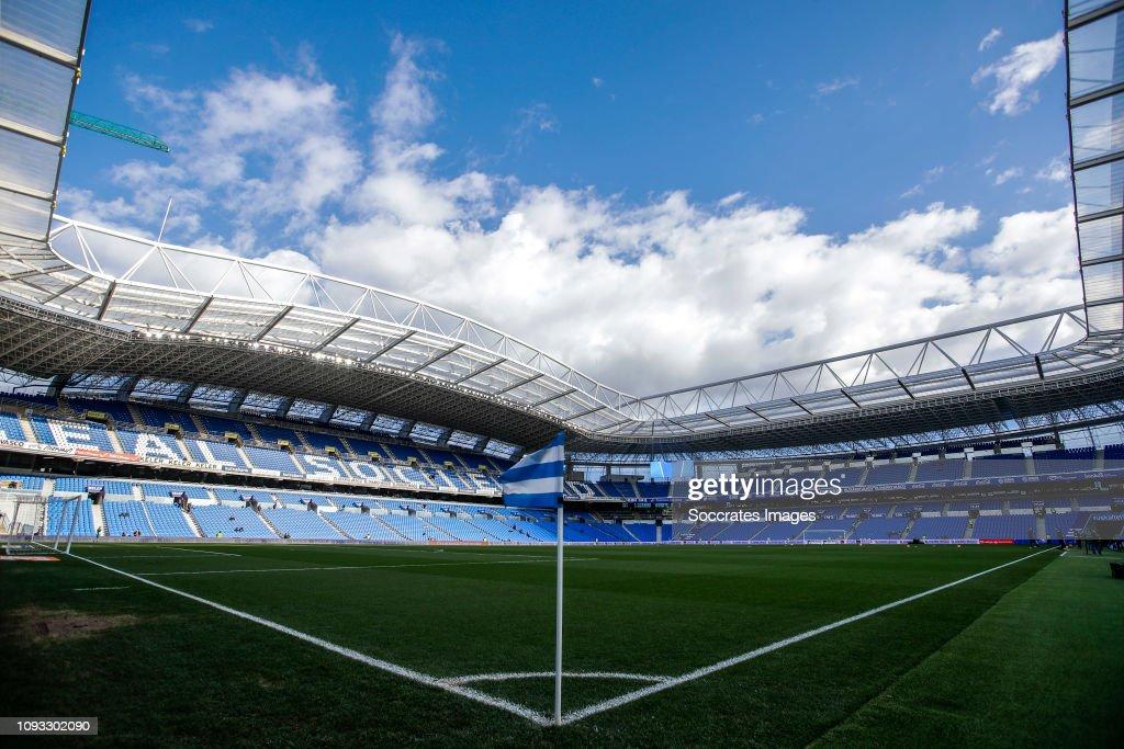 Real Sociedad v Athletic de Bilbao - La Liga Santander : News Photo