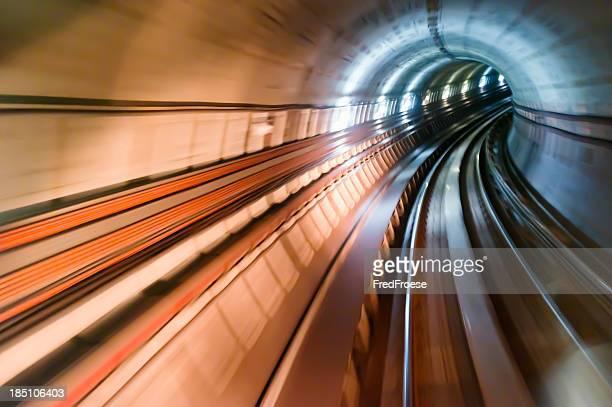 Real túnel de alta velocidad
