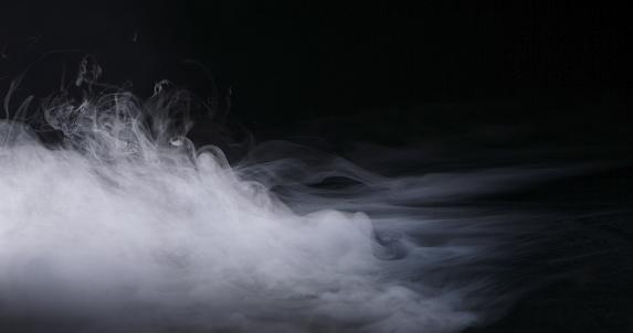 Realistic Dry Ice Smoke Clouds Fog 1181217792