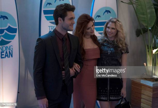 LOVE 'Reality Bites Back' Rainer throws a charity event that becomes more drama than he expected This episode of 'Famous in Love' airs Wednesday...