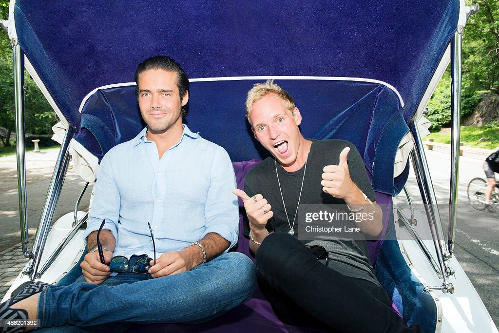 Spencer Matthews and Jamie Laing, Fabulous Magazine Uk, July 27, 2014