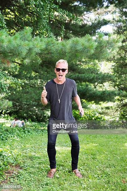 Reality personality Jamie Laing is photographed for on June 26 2014 in New York City
