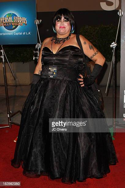 """Reality Personality Sonia Pizarro attends Universal Studios Hollywood """"Halloween Horror Nights"""" Eyegore Awards at Universal Studios Hollywood on..."""