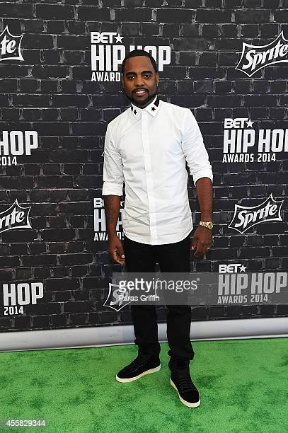 Reality personality Todd Tucker attends the BET Hip Hop Awards 2014 at Boisfeuillet Jones Atlanta Civic Center on September 20 2014 in Atlanta Georgia